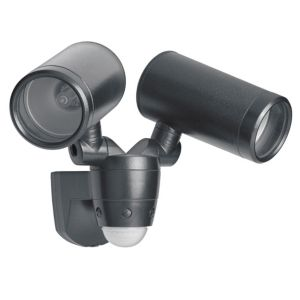 View Blooma Licina 42W Mains Powered Sensor Twin Spotlight details