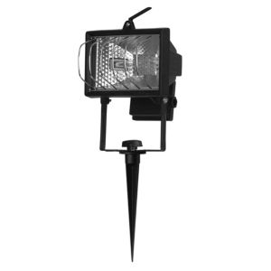 View B&Q Friston 120W Mains Powered Spike Floodlight details