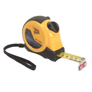 View JCB Yellow 8m Tape Measure details