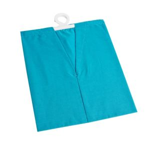 View B&Q Turquoise Clothes Peg Bag details