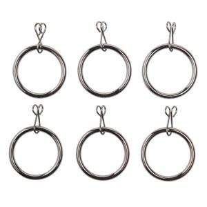 View Colours Metal Curtain Ring (Dia)19mm details