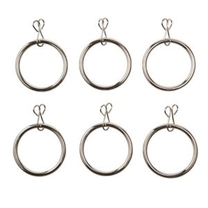 View Colours Steel Curtain Ring (Dia)25mm details
