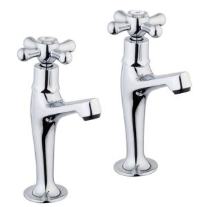 View Vienna Chrome Effect Pillar Tap details
