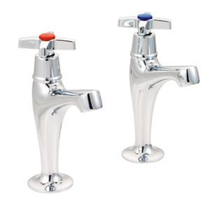 View Madrid Chrome Effect Pillar Tap details