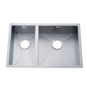 View Cooke & Lewis Nitoite 1.5 Bowl Stainless Steel Sink details