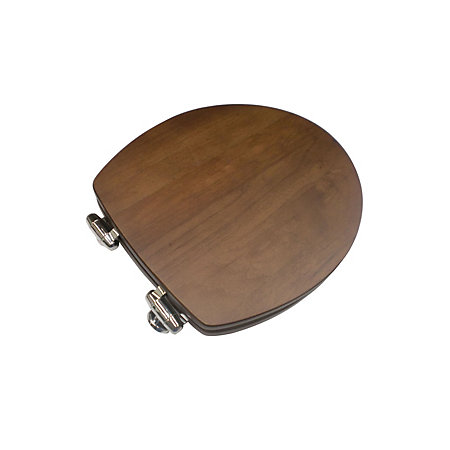 cooke lewis spa walnut soft close toilet seat