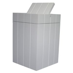 View Cooke & Lewis MDF Kitchen Tongue & Groove Bin details