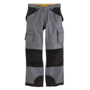 View Blackrock Grey 300G Polyester Cotton Work Trousers W30