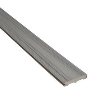 Image of Trex® Chateau grey Composite Deck board (T)24mm (W)140mm (L)2400mm