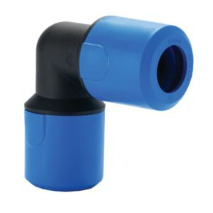 View JG Speedfit Plastic Push Fit Equal Elbow (Dia)20 mm details