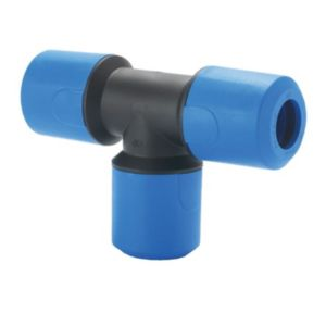 View JG Speedfit Plastic Push Fit Tee (Dia)20 mm details