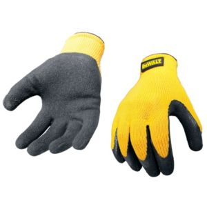 DeWalt Gripper Gloves  Large  Pair