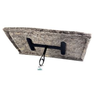 Chimney Sheep Oblong Chimney Draught Excluder  (D)12 (W)20