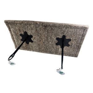 Chimney Sheep Oblong Chimney Draught Excluder  (D)14 (W)28