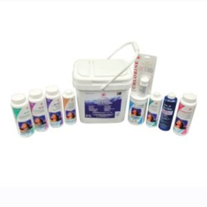 Image of Canadian Spa Deluxe Hot tub chemical kit