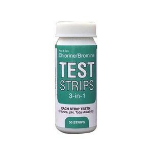Image of Canadian Spa Test strips