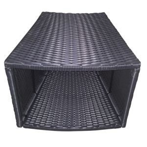 Image of Rattan Spa side table