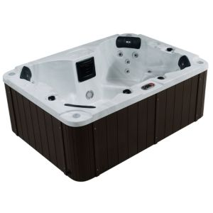 Image of Canadian Spa Halifax Plug & Play 4 person Hot tub