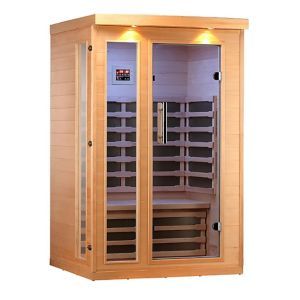 Image of Canadian Spa Huron 2 person Sauna