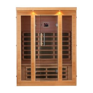 Image of Canadian Spa Banff 3 person Sauna