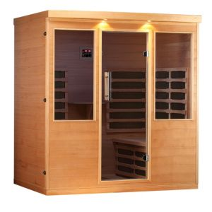 Image of Canadian Spa Whistler 4 person Sauna