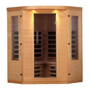 Image of Canadian Spa Aspen 4 person Sauna