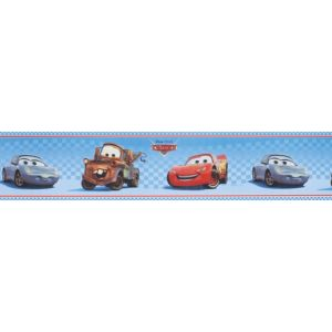 View Disney Cars Multicolour Border details