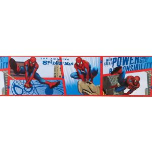 View Marvel Spiderman Border details
