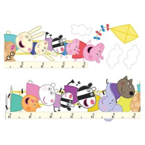 View Peppa Pig Self Adhesive Wall Stickers details
