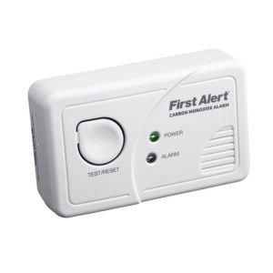View First Alert LED Display Carbon Monoxide Detector details