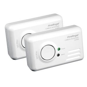 View Fireangel Wireless Carbon Monoxide Detector, Pack of 2 details