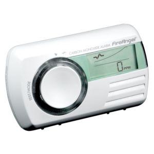 Image of FireAngel LCD display CO Alarm