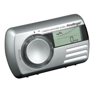 View Fireangel Wireless LCD Display Carbon Monoxide Detector details