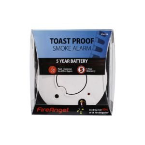 Image of FireAngel Optical Thermoptek Smoke Alarm
