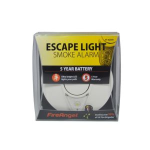 Image of FireAngel Smoke Alarm with Escape Light