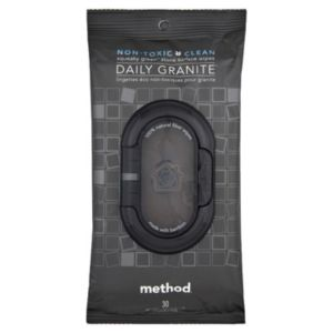 View Method Granite Surface Wipes, Pack of 30 details
