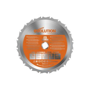 Image of Evolution Rage Circular saw blade (Dia)210mm