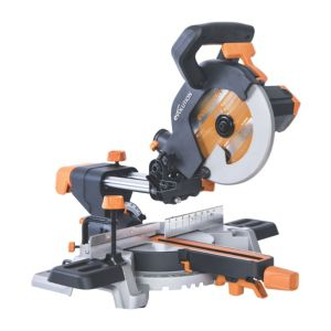 Image of Evolution 1500W 240V 210mm Sliding mitre saw R210SMS