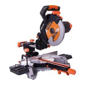 Image of Evolution 2000W 240V 255mm Sliding mitre saw R255SMS