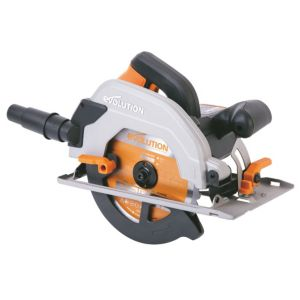 Image of Evolution 1200W 240V 185mm Circular saw R185CCSL240