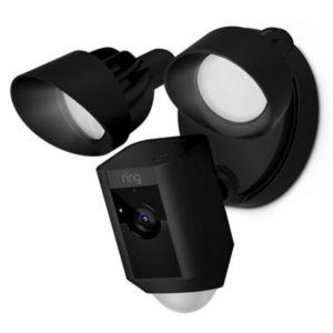 Image of Ring 1080p Floodlight camera Black