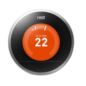 View Nest Battery & Mains Powered Learning Thermostat details