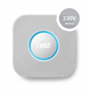 View Nest Protect Smoke + Carbon Monoxide Alarm, Wired 230V details