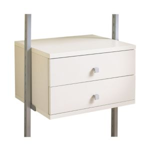 View Home Decor White Drawer Box Kit details