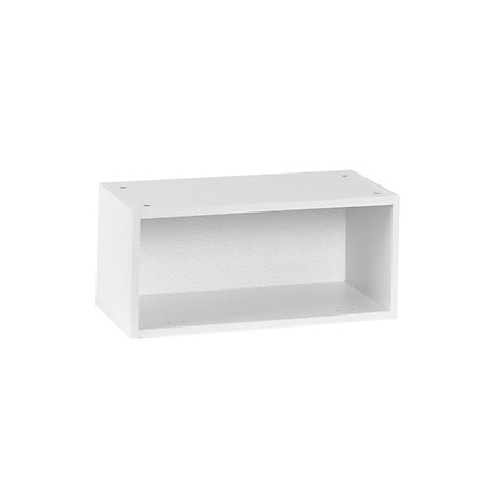 It kitchens white bridging wall cabinet w 600mm for Kitchen cabinets 600mm