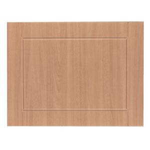 IT Kitchens Chilton Beech Effect Belfast Sink Door (W)600mm