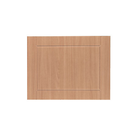 It kitchens chilton beech effect belfast sink door w for Beech effect kitchen base units