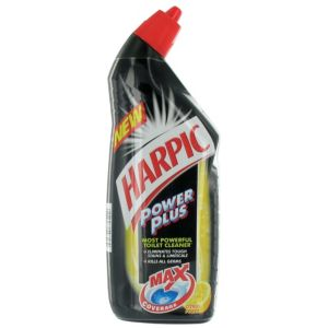 Image of Harpic Power Plus Toilet Cleaner Bottle 750 ml