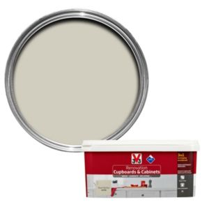 V33 Renovation Pearl Barley Smooth Satin Kitchen Cupboard & Cabinet Paint 2 L