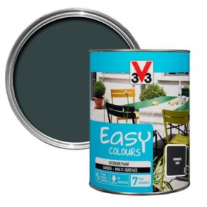 Image of V33 Easy Anthracite Satin Furniture paint 1500 ml